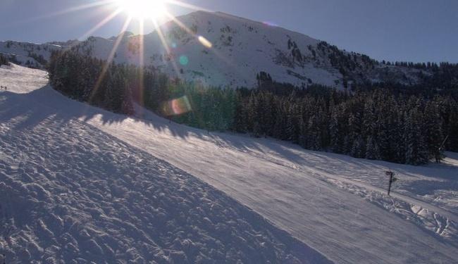 Ski in La Tania - OT La Tania
