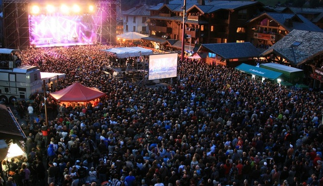 Events in Morzine - Copyright Office du Tourisme