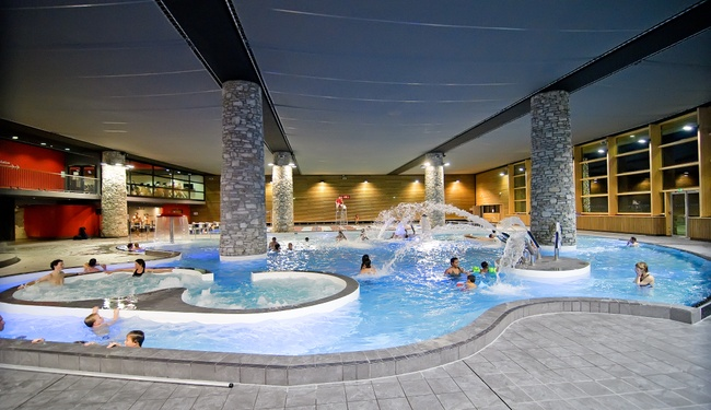 Val d'Isere Leisure Centre - Copyright Andy Parant