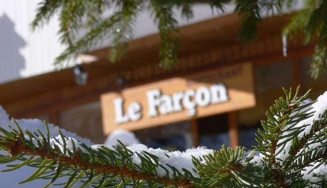 Farçon 1 Michelin star - credit OT La Tania